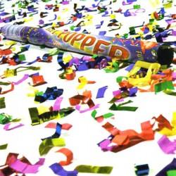 Cañon de confeti